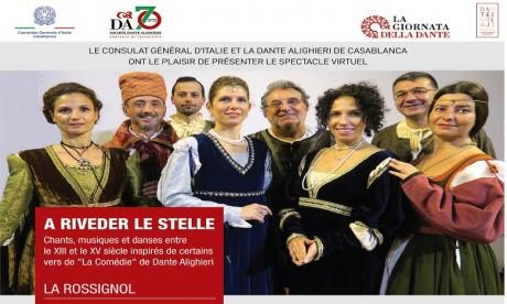 """""""A riveder le stelle"""", l'art de l'Italie en concert"""