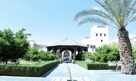 Le «Jardin secret»,  un musée botanique chargé d'histoire