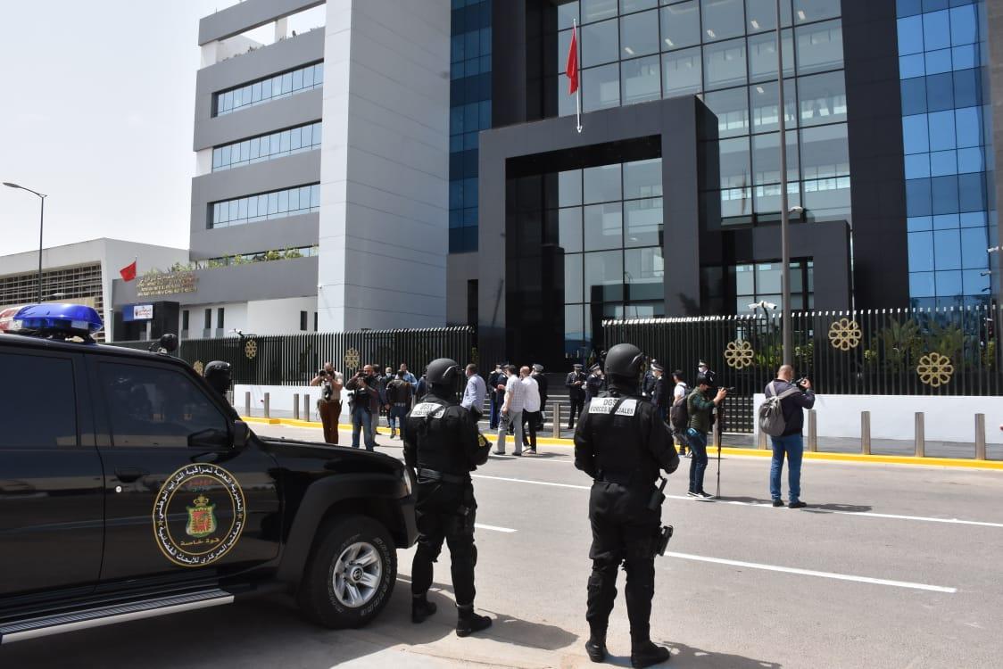 Casablanca : Inauguration du nouveau laboratoire national de la police scientifique