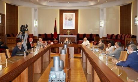 Usages licites du cannabis: Le projet de loi n°13.21 adopté par la Commission de l'Intérieur