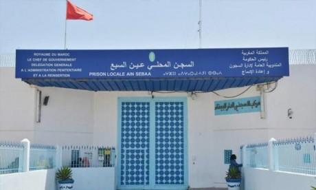 La direction de la prison locale d'Ain Sebaa dément les allégations du détenu concernant sa perte de poids