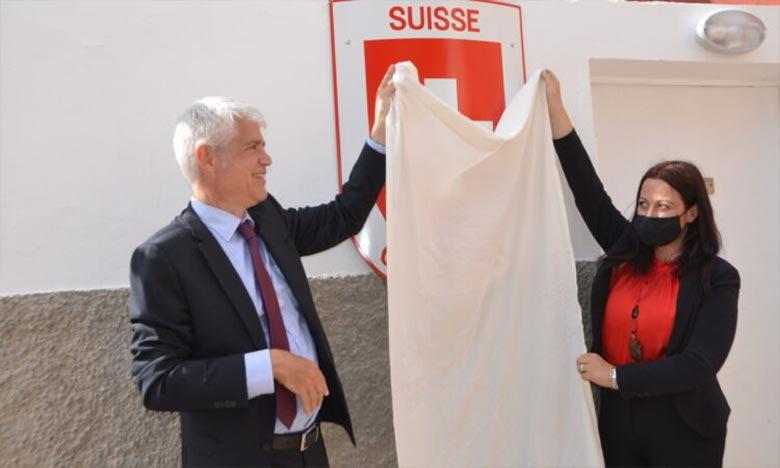 Roberta Eulera a souligné que l'inauguration de ce consulat situé à Tamghart aux environs d'Agadir, permettra de découvrir les potentialités touristiques énormes dont regorge Souss Massa. Ph : DR