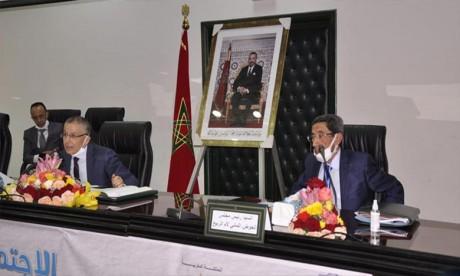 Béni Mellal: Création du Conseil du Bassin hydraulique de l'Oum Er Rbia