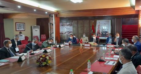 La province d'Ifrane célèbre le 16ème anniversaire de l'INDH
