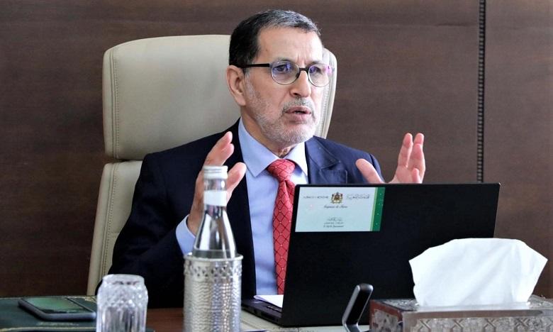 El Otmani: Le nouveau modèle de développement, une vision d'avenir pour le Maroc d'ici 2035