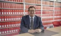 """Stefan Keller avait été choisi comme """"procureur extraordinaire"""" mi-2020 pour enquêter sur les soupçons de collusion entre la Fifa et l'ancien chef du parquet fédéral, Michael Lauber. Ph. DR"""