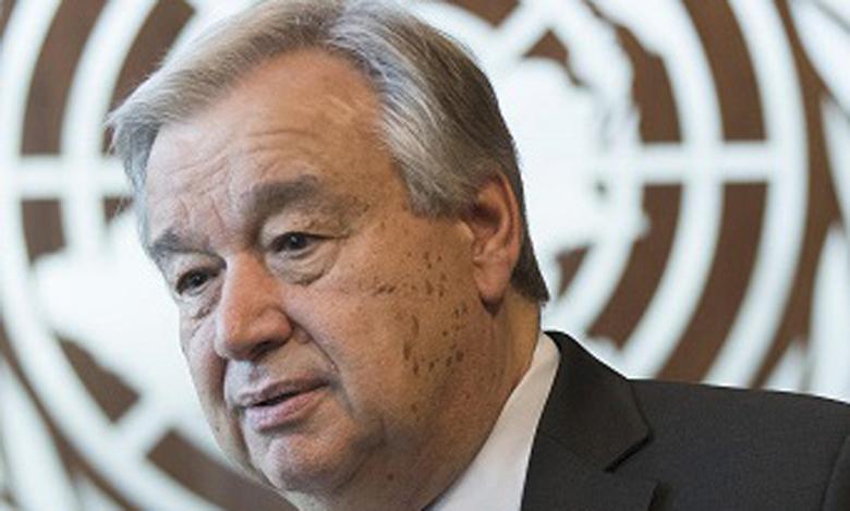 «Ces célébrations échoient à un moment où la culture est mise à rude épreuve», a déploré António Guterres, faisant allusion à la pandémie. Ph. DR