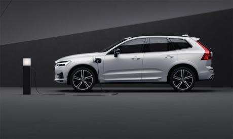 L'hybride au prix du diesel chez Volvo Maroc