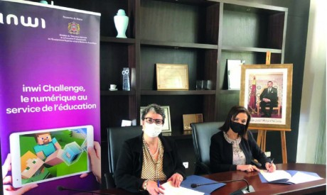 Lancement du programme ludo-éducatif «InwiChallenge»
