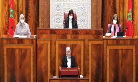 Les parlementaires saluent unanimement les réalisations de la diplomatie marocaine sous la conduite de Sa Majesté le Roi Mohammed VI