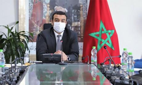 Mohamed Amekraz.