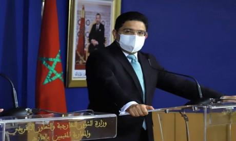 Nasser Bourita: Le Maroc n'a pas de problème avec l'UE