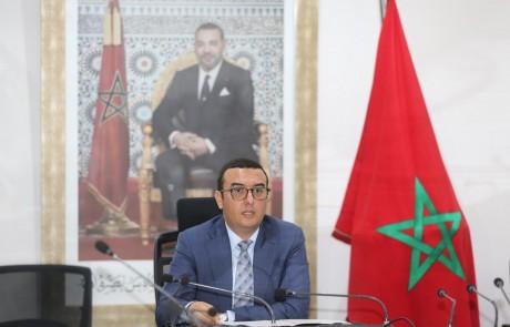 Mohamed Amekraz : Le gouvernement accorde une importance primordiale aux élections des délégués des salariés
