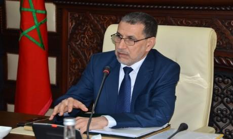 Les élections et la Covid-19 au centre d'une réunion à Rabat entre M. El Otmani et des chefs des partis de l'opposition