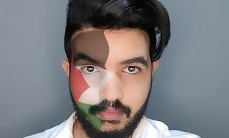 Un nouveau filtre «Save Palestine»