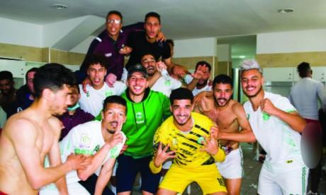 Le Raja de Béni Mellal premier qualifié en demi- finale après sa victoire sur le Hassania d'Agadir