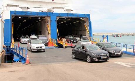 Augmentation de la capacité des lignes maritimes vers les ports marocains et baisse des prix de référence des billets aller/retour