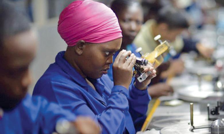 60% des entreprises africaines interrogées ont déclaré que les investissements face au risque climatique leur ont permis de créer de nouveaux produits, de meilleure qualité et d'accéder à de nouveaux marchés. Ph. DR