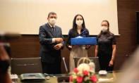 La Fondation Hassan II pour la promotion des œuvres sociales du personnel de la santé répond favorablement à toutes les demandes de bourses de mérite. Ph : MAP