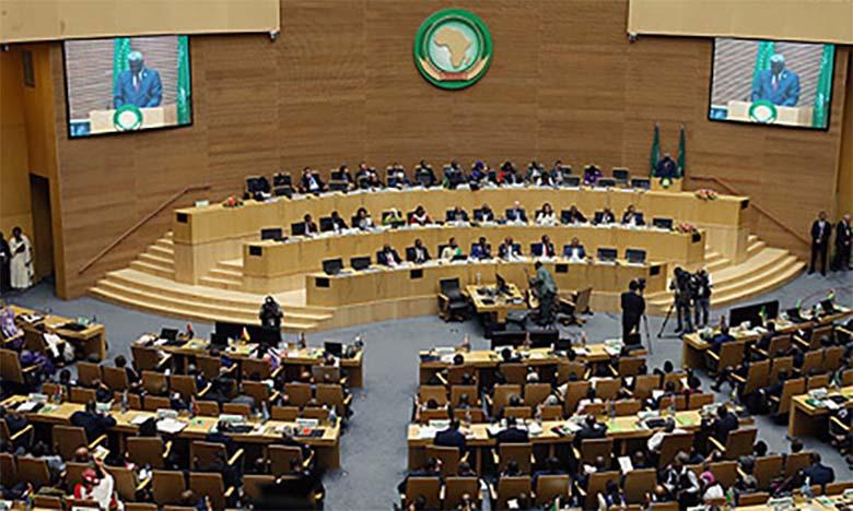 Plaidoyer pour la suspension effective de la pseudo «rasd» des organes de l'Union africaine