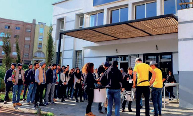 La Fondation Ali Zaoua offre aux jeunes un pass  pour les cultures étrangères