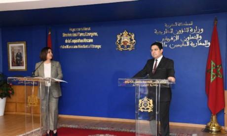 Ministre libyenne des Affaires étrangères : «Le partenariat stratégique Maroc-Libye est capital pour toute la région en vue de lutter contre l'extrémisme et le terrorisme»