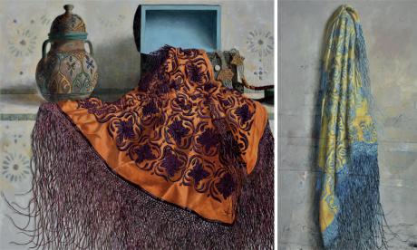 Hassan Boukhari ou l'ingéniosité d'un peintre hors pair