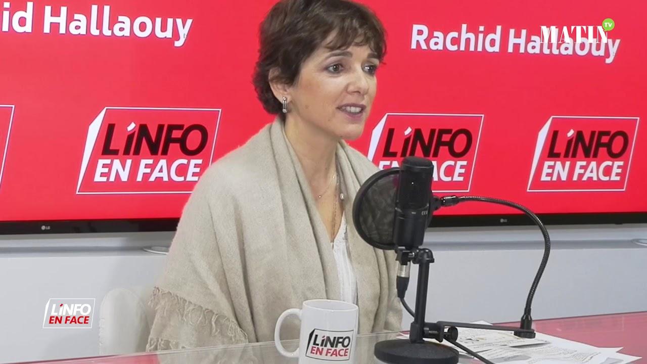 Mounia Benchekroun, présidente de l'Association Kan Ya Makane