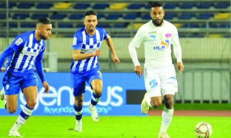 Le Raja s'était imposé à Casablanca au match aller comptant pour la 7e journée sur  le score de 2 à 0.