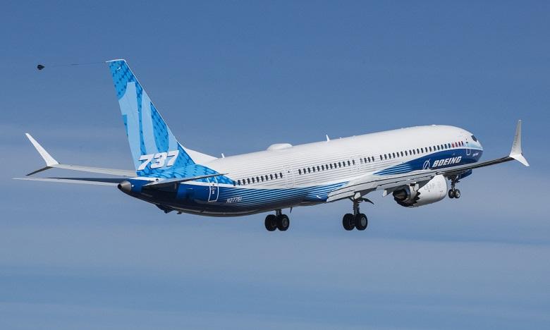 Boeing fait voler l'avion 737-10, le plus gros des MAX, pour la 1re fois
