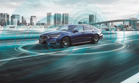 Honda lance un système de sécurité de nouvelle génération