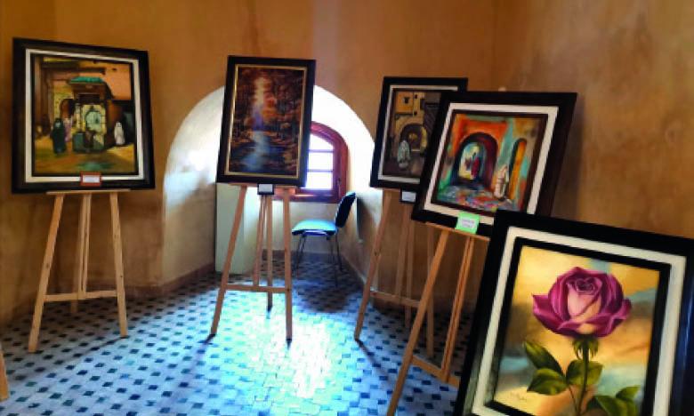 Une exposition collective féminine sous «Les couleurs de l'espoir»