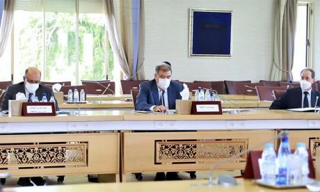 Activation de la Commission centrale et des commissions provinciales et régionales de suivi des élections