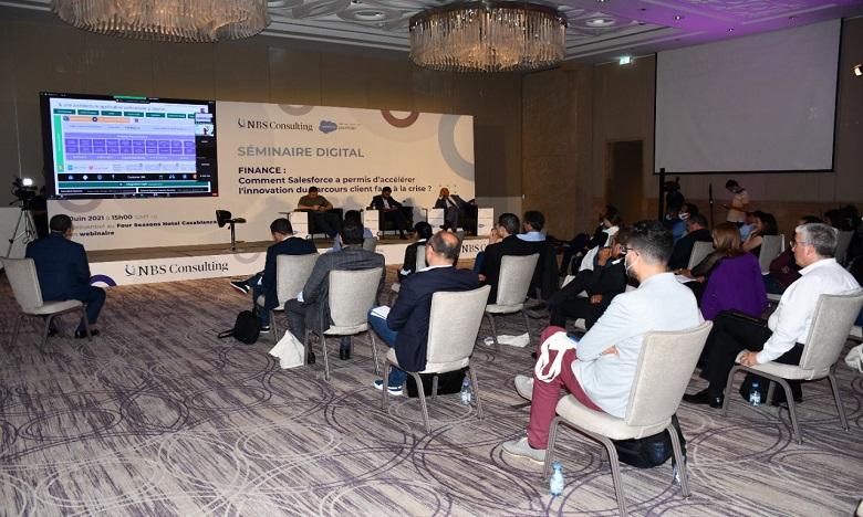 Transformation digitale dans le secteur financier : les professionnels font le point