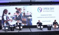 «Open Sky International Casablanca est une école faite pour les familles marocaines, pour les valeurs marocaines», a affirmé Emmanuel Fayad, PDG d'Open Sky International. Ph. Saouri