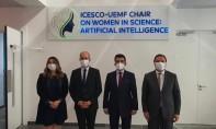 Inauguration du siège consacré aux activités de la chaire scientifique de l'ICESCO à l'UEMF