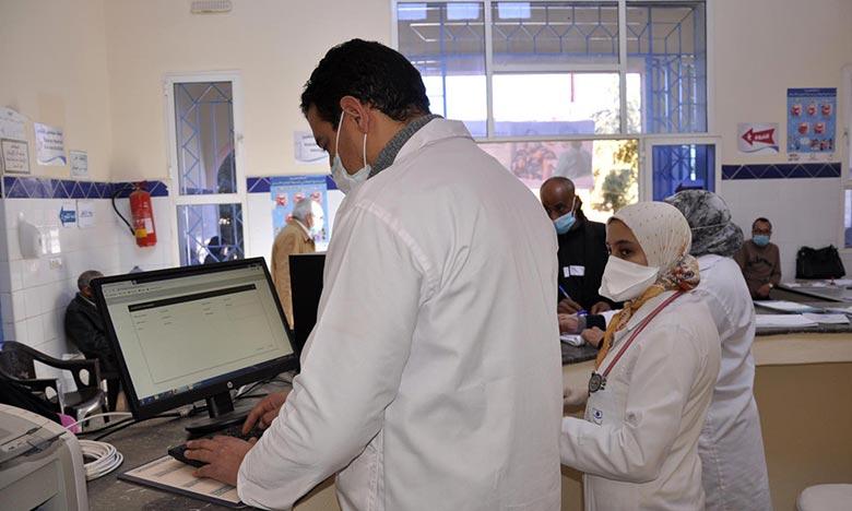 La stratégie a pour objectif d'améliorer les conditions des employés du secteur de la santé. Ph : MAP
