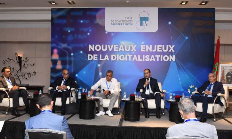 Mohammed Haitami, PDG du Groupe Le Matin.Ph. Sradni