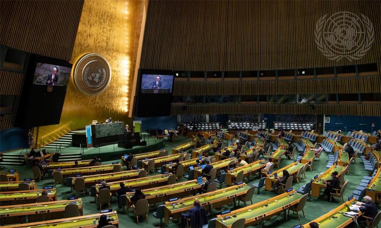 Large soutien à la souveraineté et l'intégrité territoriale du Maroc devant  le Comité des 24 des Nations unies