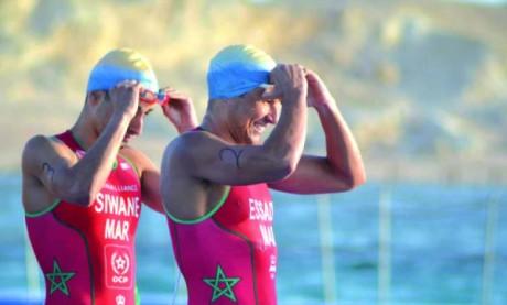 Mehdi Essadiq qualifié aux JO de Tokyo après sa sixième place au Championnat d'Afrique
