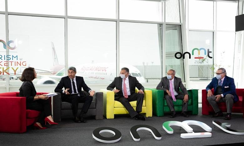 """ONMT : """"L'offre aérienne du Maroc sera de l'ordre de 3,5 millions de sièges du 15 Juin au 30 septembre """""""
