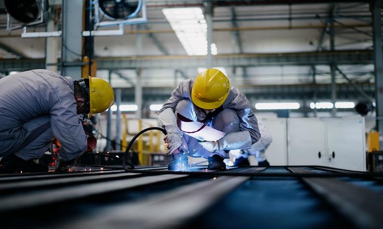 Industries manufacturières: Hausse de 0,9% de l'indice de la production au T1-2021