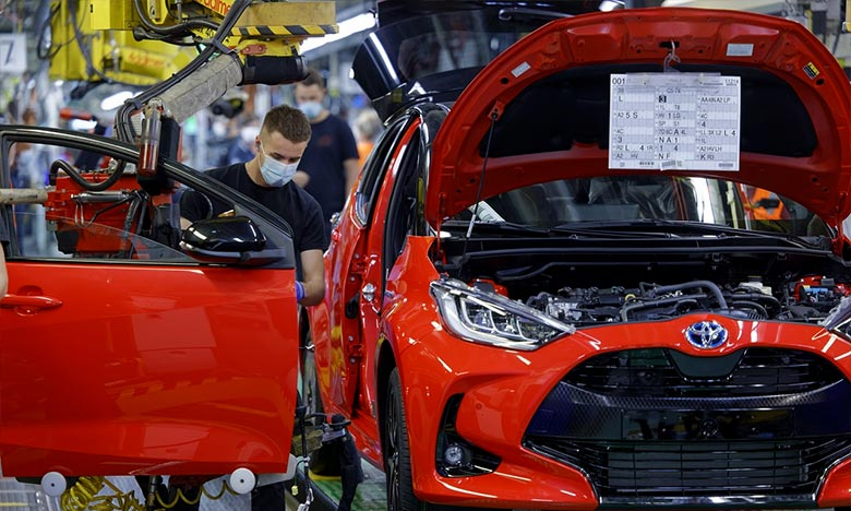 Le constructeur automobile japonais va relever une série de défis pour rendre ses usines neutres en carbone d'ici 2035,  contre 2050 jusqu'à présent. Ph : DR