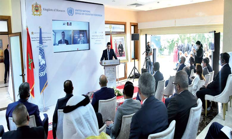Les Nations unies confortent le leadership du Maroc en matière de lutte contre le terrorisme en Afrique