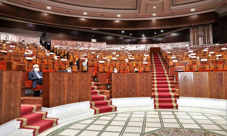 La Chambre des représentants adopte 6 projets de loi à caractère socio-économique