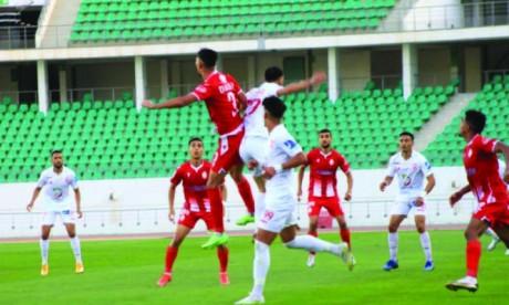 Victorieux à Agadir, le Wydad creuse l'écart et profite  du faux pas du Raja à domicile