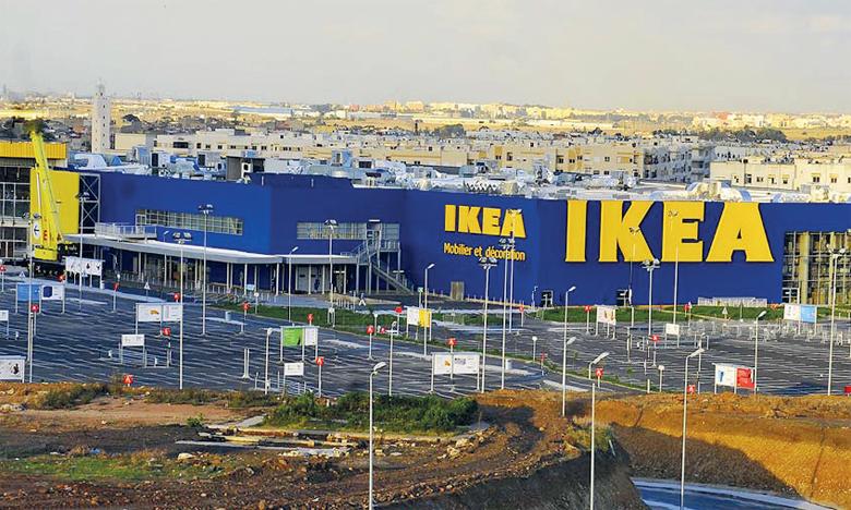 D'une superficie de 16.100 m², le magasin comprendra un showroom de 3.700 m², un market hall de 3.450 m² et le premier restaurant avec terrasse d'IKEA.