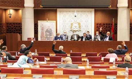 Approbation en commission du projet de loi relatif à l'usage licite du cannabis