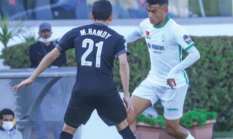 Le Pyramids CF et le Raja de Casablanca  se retrouvent pour une place en finale