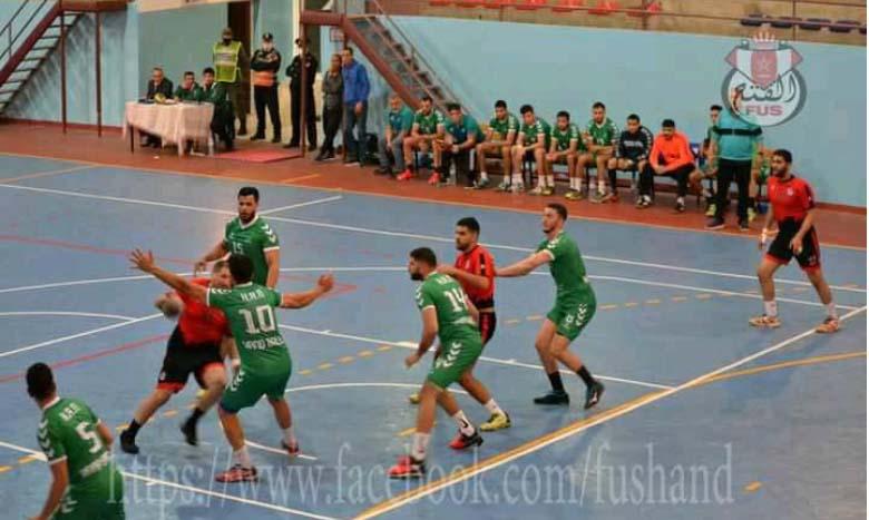 Hilal Nador a chuté à la surprise générale, à Rabat, face au FUS.